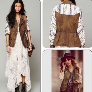 Like New! Free People Follow Your Heart Cargo